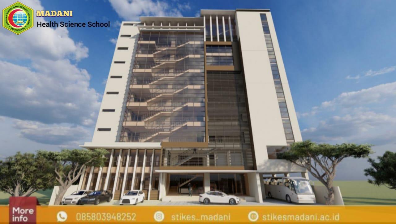 Gedung MHSS (Madani Health Science School)