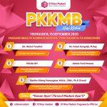 PKKMB 08 (PENGENALAN KEHIDUPAN KAMPUS MAHASISWA BARU)